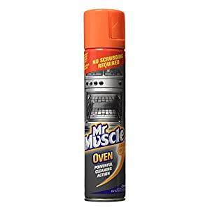 mr muscle oven cleaner 300ml grocery. Black Bedroom Furniture Sets. Home Design Ideas