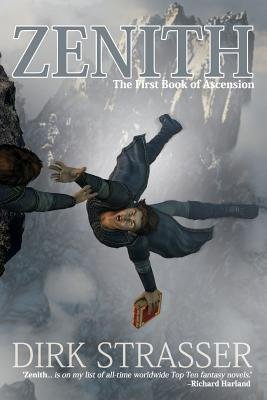 [ Zenith: The First Book of Ascension BY Strasser, Dirk ( Author ) ] { Paperback } 2014