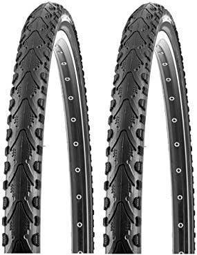 2 x bicicleta manta de abrigo de Neumáticos 28 x 1,75 700 x 45 C ...