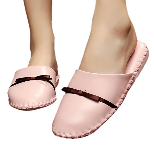 TELLW pour Chaussons Women Femme Pink w8xw5qUYr