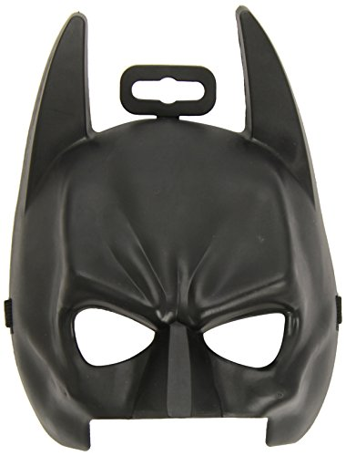 [Rubie's Costume Batman Child's Chinless Vinyl Mask] (Joker Costumes Kids)
