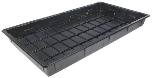 Flo-n-Gro Premium Tray, Black - 3 ft x 6 ft