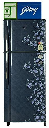 Godrej 260 L 2 Star  2019  Frost Free Double Door Refrigerator RT EON 260 P 2.4, Blue