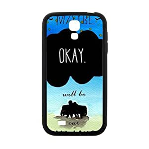 Happy Okay Fahionable And Popular Back Case Cover For Samsung Galaxy S4