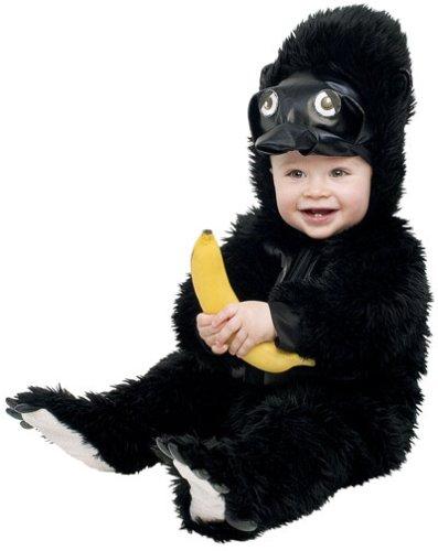 [Gorilla Costume - Infant] (Baby Gorilla Costumes)