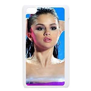 Selena Gomez iPod Touch 4 Case White NRI5110012