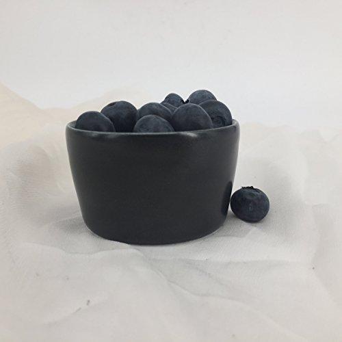 Finished Piece: Simple Black Ceramic Tea Cup