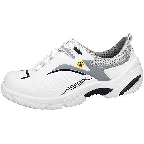 43 Blanco De Los Tamaño Rastreador Abeba 34504 Zapatos Esd Baja Negro De 43 Seguridad TPazaqn7