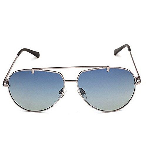 Yxsd al Ultra Deporte Black Light polarizadas Gray Color Aire para Sol Lens Frame SunglassesMAN HD Metal Hombre Gafas Gafas de Metallic Libre de vFdxqp