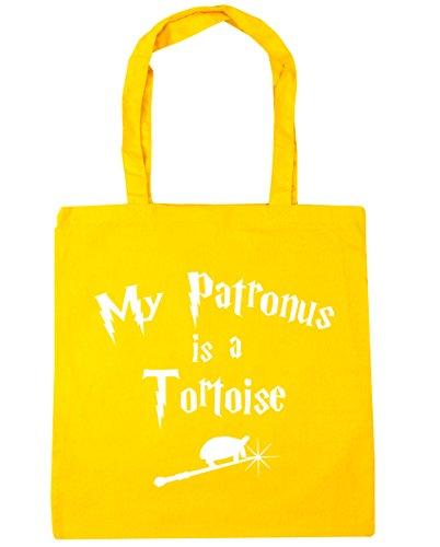 My Tote A Patronus litres Gym 10 Tortoise x38cm Shopping HippoWarehouse Bag 42cm Is Yellow Beach w1HaqRR