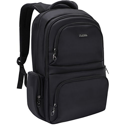 Platero Laptop Backpack Fits 15.6 inch Computer Notebook Travel Rucksack Daypack Men Women School Business Gaming