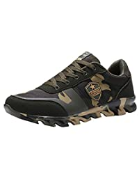 Fashion Sneakers for Couple Camouflage Mesh Breathable Non-Slip Wear Sports Shoes