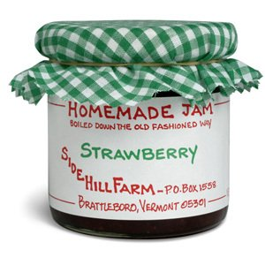 Strawberry Jam - 9 oz. Jar
