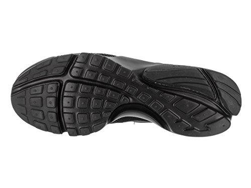 Nike Mænds Presto Flue Løbesko Sort / Sort QcqhWX