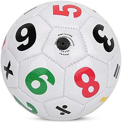 Pelota de Fútbol para Niños, Mini Balón de Fútbol Tamaño 2 Balón ...