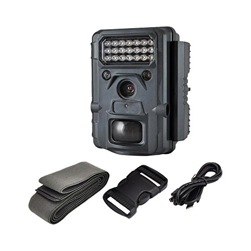 Pyle Waterproof Night Vision Game Camera with Invisible Flash