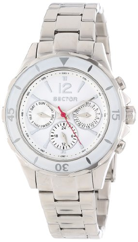 Sector Women's R3253161501 Marine 250 Analog Stainless Steel Watch