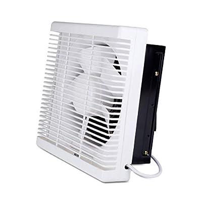 Moolo Ventilation Fan,louvered Kitchen Bathroom Exhaust Fan