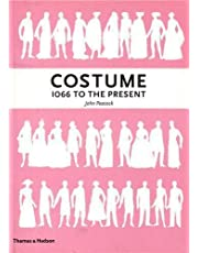 Costume 1066 To the Present 3e: A Complete Guide To English Costume Design And History