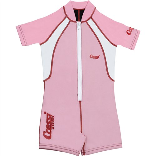 Cressi Cressi Kids Swimsuit, pink, - Neoprene Swimming Suits