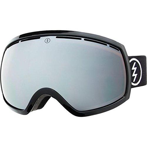 Snowboard Goggles Eg2 Electric (NEW Electric EG2 Black Silver Mirror Oversized mens ski snowboard goggles Msrp$160)