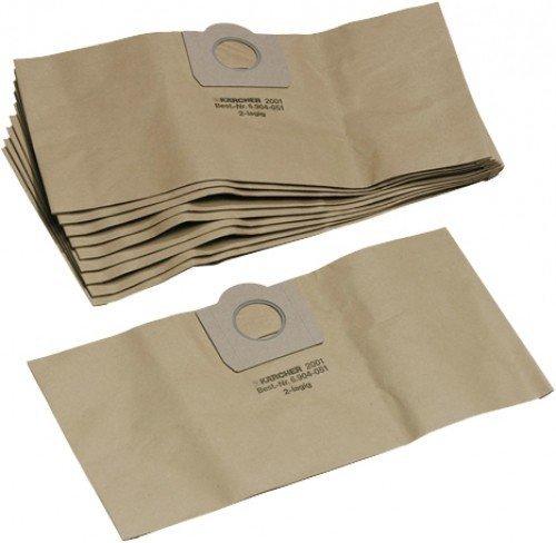 Karcher 6904-167 5 Filter Bags for 2101/2301 by Karcher Maddocks