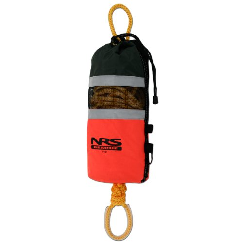 Nrs Bag (NRS NFPA Rope Rescue Throw Bag Orange 3/8IN x 75 FT)