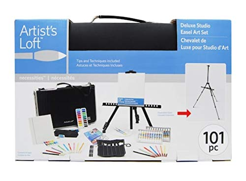 Artists Loft Complete Art Studio Easel Set ()