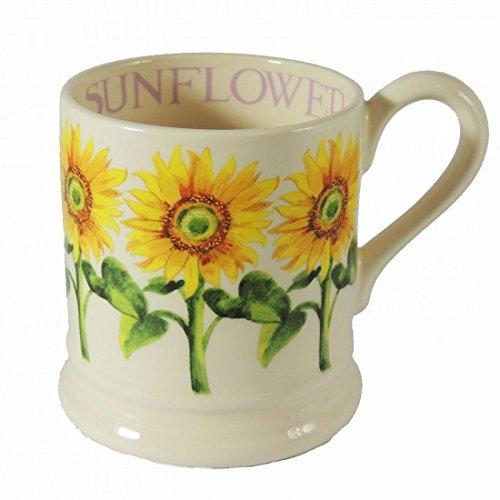 EMMA BRIDGEWATER POTTERY NEW HALF PINT MUG - - Mug Pint 1/2 Flowers