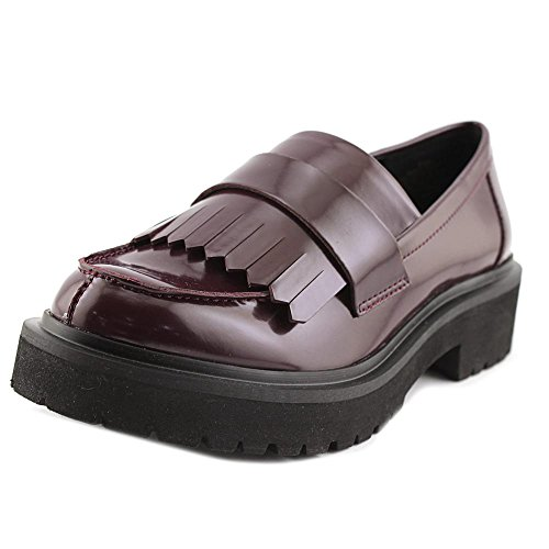 Price comparison product image Nine West Women's Account Patent Slip-on Loafer,  Wine,  7.5 M US