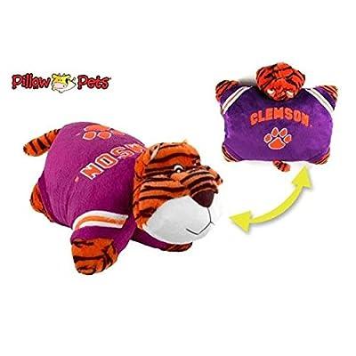 Clemson Tigers Pillow Pet by Simon Sez