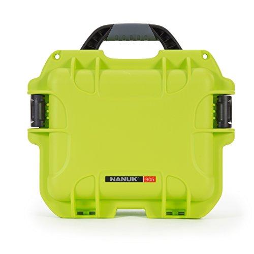 Nanuk 905 Waterproof Hard Case Empty - Lime