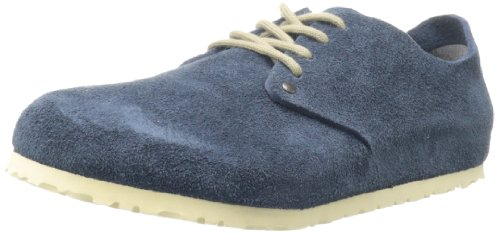 Birkenstock Women's Maine Oxford,Denim,44 EU/13 N US