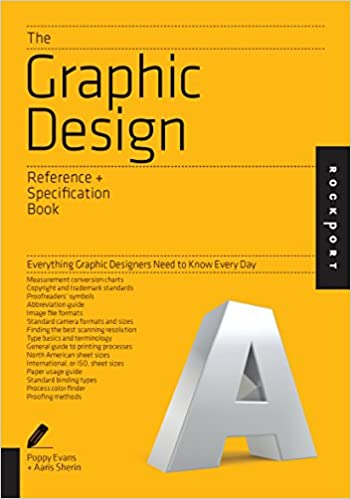 Book The Graphic Design Reference & Specification Book: Everything Graphic Designers Need to Know Every Day