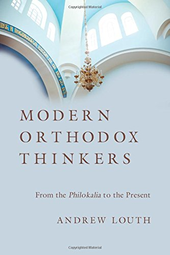 B.O.O.K Modern Orthodox Thinkers: From the Philokalia to the Present<br />PPT