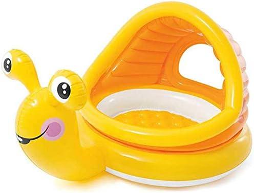 HUIJ Piscina Infantil Natación Piscinas inflables Juguetes de jardín para niños Bola Marina para niños Juguete para bebés de Interior Sun Shade Bath Wave