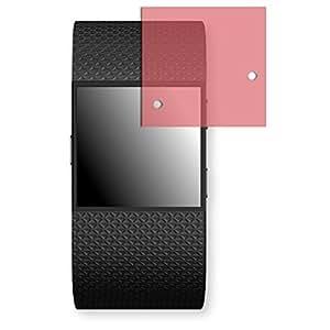 Lámina de protección Golebo rojo contra miradas laterales para Fitbit Surge - PREMIUM QUALITY