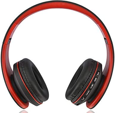 X Cell Bhs 500 Stereo Bluetooth Headset Red Bhs 500 Red Buy Online At Best Price In Uae Amazon Ae