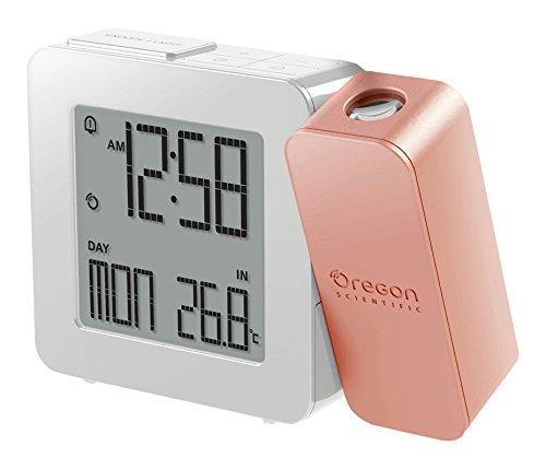 44 opinioni per Oregon Scientific RM338P PROJI Orologio con proiezione e doppio allarme sveglia-