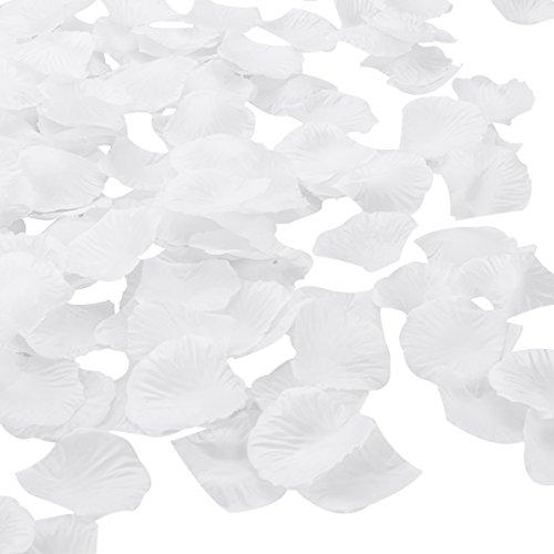 HCSTAR Wedding Bridal Decorative Confetti Artificial