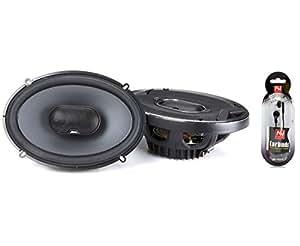 "2) New JBL GTO939 6x9"" 300W 3 Way Car Coaxial Audio Speakers Stereo GTO Pair"