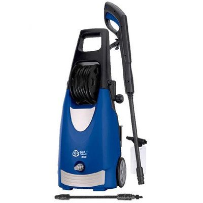 AR Blue Clean 1800 PSI Electric Pressure Washer by AR Blue Clean