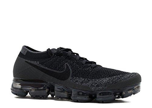 Chaussure De Running Airike Vapormax Flyknit De Nike Homme (noir)