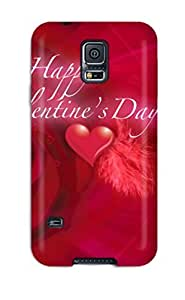 New Fashionable JessicaBMcrae CrbvwHP6714zhFKb Cover Case Specially Made For Galaxy S5(disney Valentines Day )