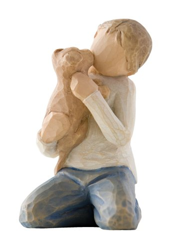 Willow Tree Kindness Boy - Boy Angel Figurine