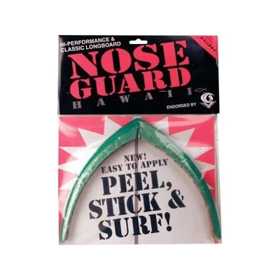 Surfco Longboard Nose Guard Kit - Green Tint : Sports & Outdoors