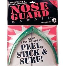 Surfco Hawaii Longboard Green Tint Nose Guard Kit by Surfco Hawaii