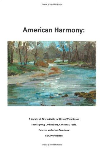 American Harmony (Volume 3)