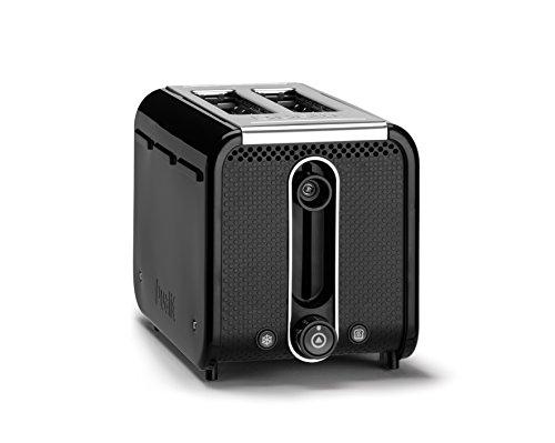 Dualit 26430 Ekco Food Chopper, Black/Polished (Dualit New Generation Classic 2 Slice Toaster)