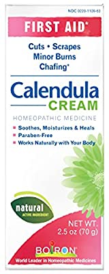 Calendula Cream, 2.5 Ounce